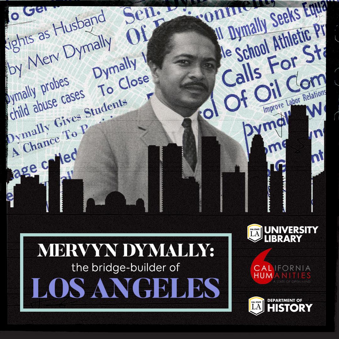 Mervyn Dymally